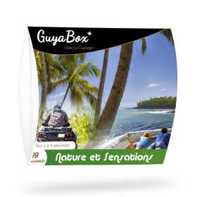 GUYA BOX Nature & Sensations
