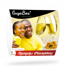GUYA BOX Moments d'Exceptions